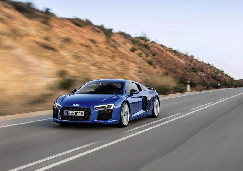 Audi R8: o superesportivo da marca alemã tem tração nas quatro rodas e versões com 526 e 610 cv - Foto: Divulgação - Foto: Divulgação/Garagem 360/ND