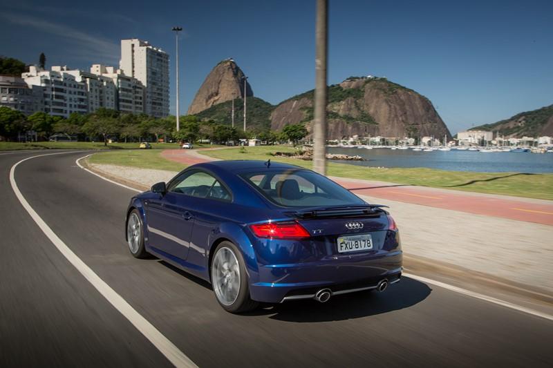 Audi TT - Foto: Divulgação - Foto: Divulgação/Garagem 360/ND
