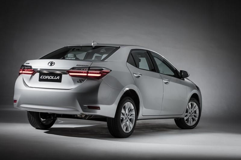 Toyota Corolla - Crédito: Divulgação - Crédito: Divulgação/Garagem 360/ND
