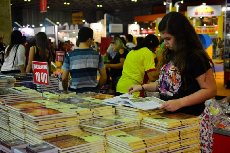 Venda de livros de temática LGBT+ foi barradana Bienal do Rio de Janeiro – Fernando Frazão/Agência Brasil/Fotos Públicas/ND
