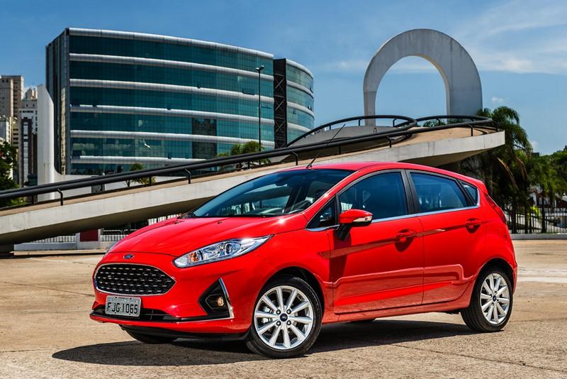 Ford Fiesta - Crédito: Divulgação - Crédito: Divulgação/Garagem 360/ND