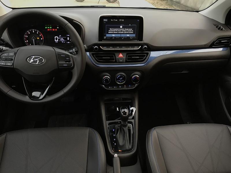 Confira os detalhes da nova geração do compacto da Hyundai - Foto: Leo Alves/Garagem360 - Foto: Leo Alves/Garagem360/Garagem 360/ND