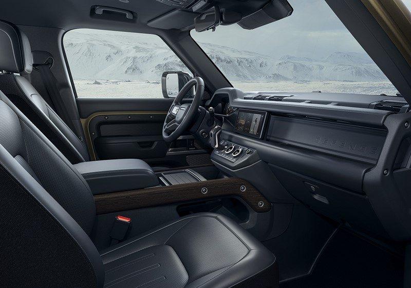 Confira os detalhes do novo modelo da Land Rover - Foto: Divulgação - Foto: Divulgação/Garagem 360/ND
