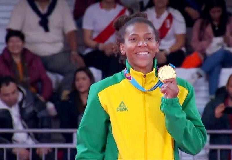 Atleta pode perder a medalha conquistada nos Jogos Pan-Americanos de Lima – R7/Reprodução/ND