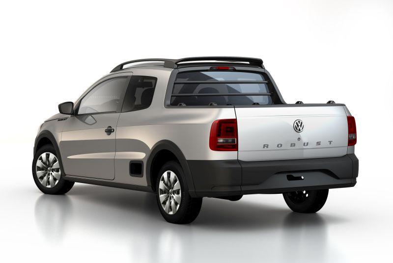 Volkswagen Saveiro Robust - Crédito: Divulgação - Crédito: Divulgação/Garagem 360/ND