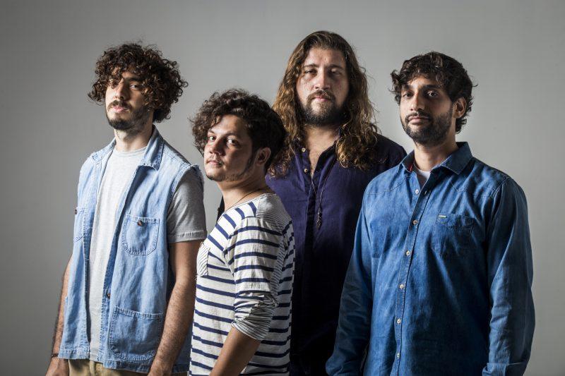 Selvagens à procura de Lei, quarteto de Fortaleza, está no Palco Supernova – Igor de Melo/Divulgação/ND