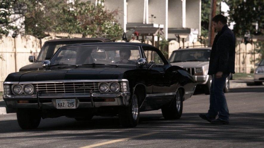 E não só no cinema há suspense e terror urbano. A série de televisão Supernatural possui, atualmente, 13 temporadas e o Chevrolet Impala aparece em diversos momentos, em diferentes modelos - Crédito: Reprodução/IMCDB - Crédito: Reprodução/IMCDB/Garagem 360/ND