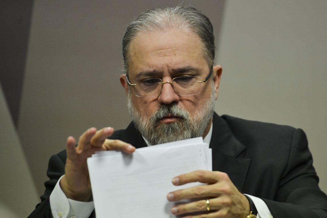 Augusto Aras é aprovado para comandar a PGR | ND