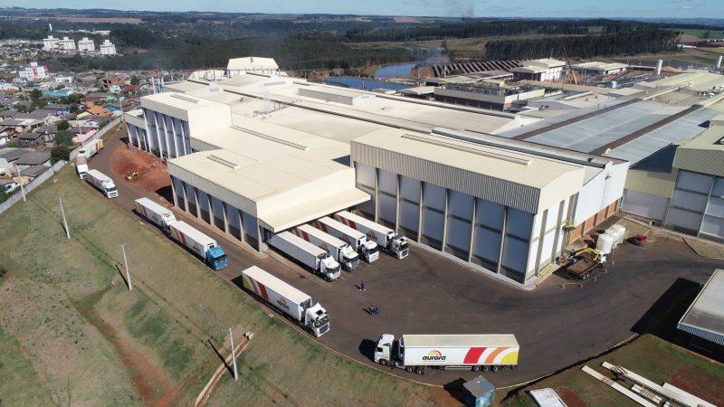Aurora Alimentos é a 74ª maior empresa do país - Portal São Miguel