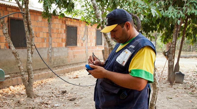 IBGE abre vagas temporárias do Censo 2020 para 1.031 municípios – Licia Rubinstein/Agência IBGE/ND