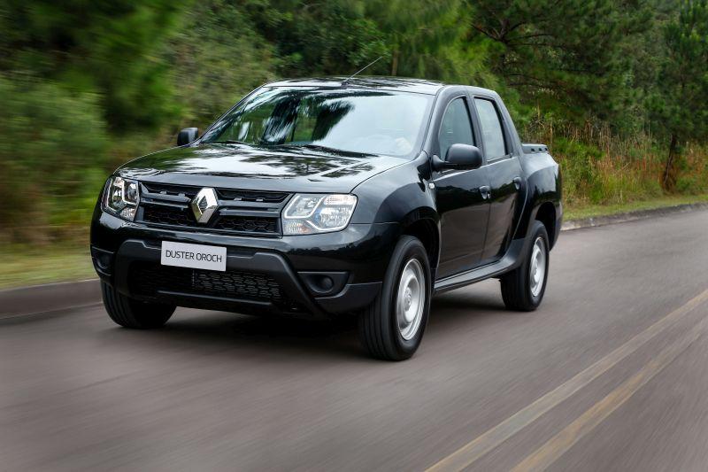 Renault Duster Orach - Crédito: Divulgação - Crédito: Divulgação/Garagem 360/ND