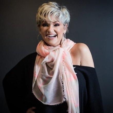 A atriz e empresária Andréa Nóbrega, de 52 anos - Portal R7/Reprodução/Instagram