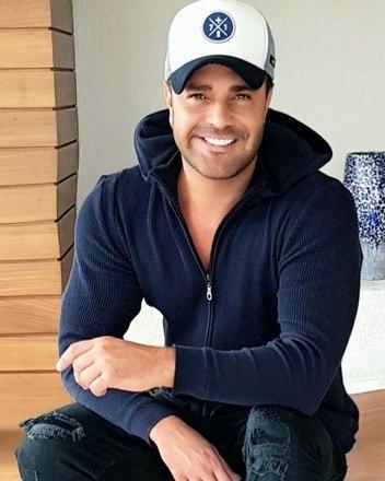 O ator Rodrigo Phavanello, que tem 42 anos - Portal R7/Reprodução/Instagram