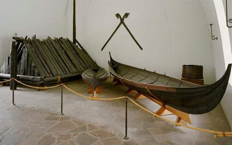 Museu do Barco Viking de Oslo - Divulgação/Kulturhistorisk Museum, UiO/Eirik Irgens Johnsen - Divulgação/Kulturhistorisk Museum, UiO/Eirik Irgens Johnsen/Rota de Férias/ND