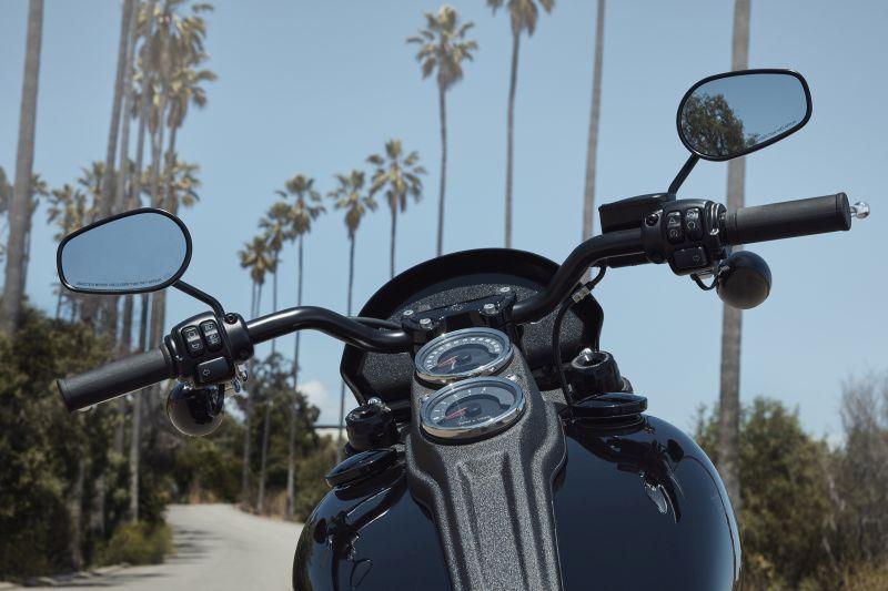 Harley-Davidson Low Rider S - Foto: Divulgação - Foto: Divulgação/Garagem 360/ND