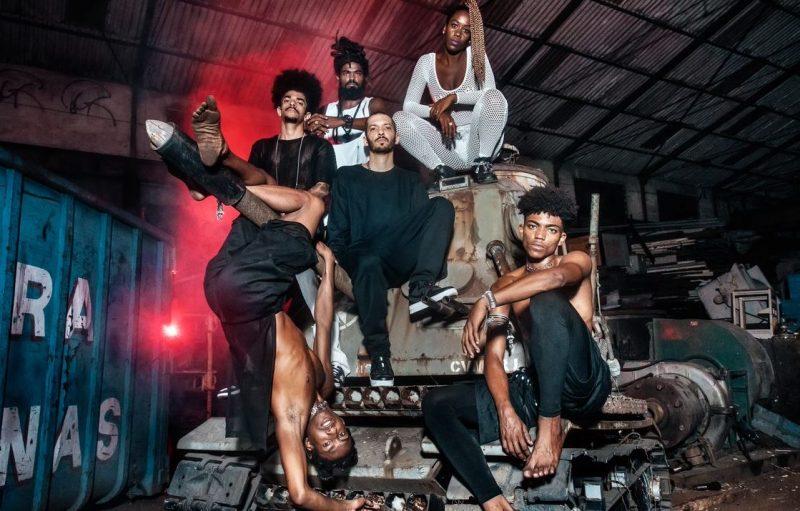O grupo Heavy Baile se apresenta no Rock in Rio nesta sexta-feira (27) – Divulgação/ND