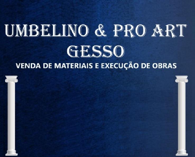 10% de desconto no Umbelino & Pro Arte Gesso