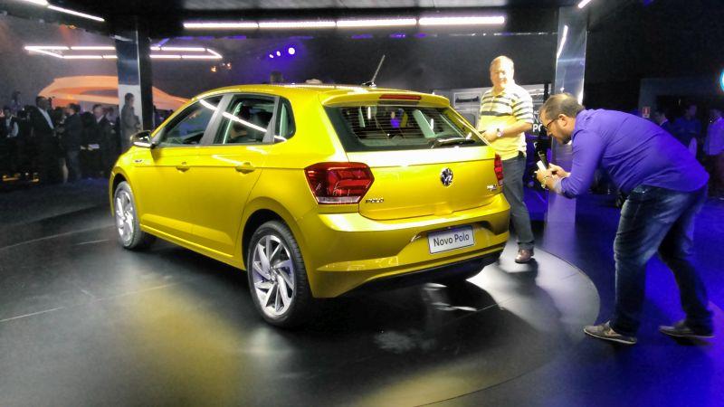 Volkswagen Novo Polo - Crédito: Leo Alves/Garagem360 - Crédito: Leo Alves/Garagem360/Garagem 360/ND