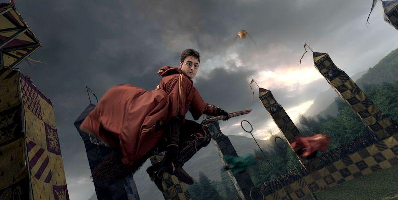 Depois de passear e curtir as salas do castelo, os visitantes chegam à atração Harry Potter and the Forbidden Journey. O simulador coloca as pessoas dentro de cenas das histórias de J.K. Rowling. A diversão é garantida! - Divulgação - Divulgação/Rota de Férias/ND