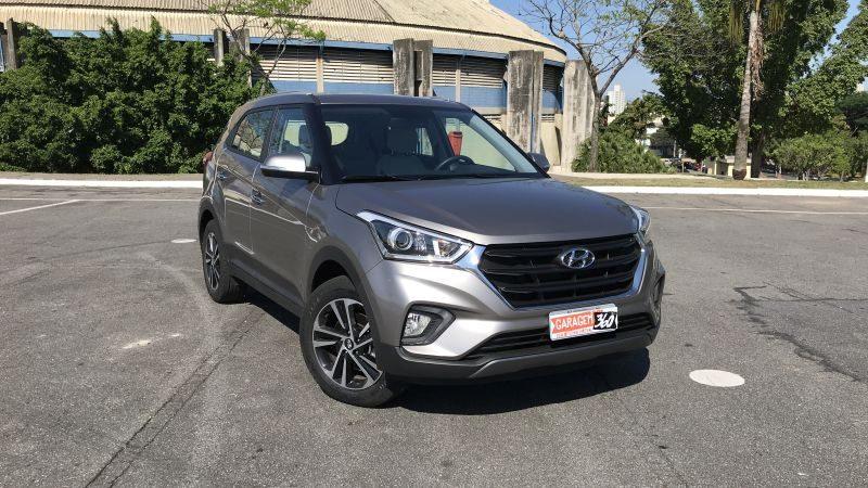 Testamos: Hyundai Creta Prestige tem bom desempenho e mimos para os ocupantes - Foto: Leo Alves/Garagem360