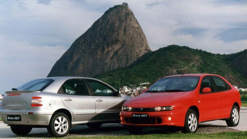 Memória: há 20 anos, Fiat lançava Brava no mercado brasileiro - Foto: Divulgação