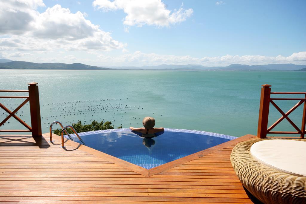 As diárias do Ponta dos Ganchos são salgadas. Para viver dias de sonho no resort é preciso desembolsar a partir de R$ 2.600* por casal, com café da manhã - Divulgação - Divulgação/Rota de Férias/ND