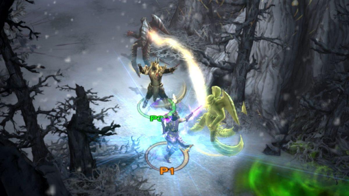 Diablo III: Eternal Collection, de R$ 229,90 por R$ 75,86 – http://bit.ly/2obGlTN - Crédito: Divulgação/33Giga/ND