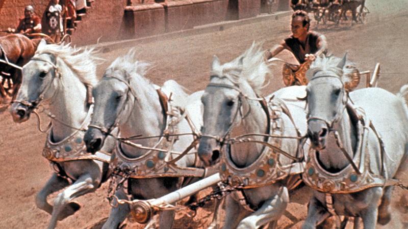 1960 – Ben-Hur - Crédito: Divulgação/33Giga/ND