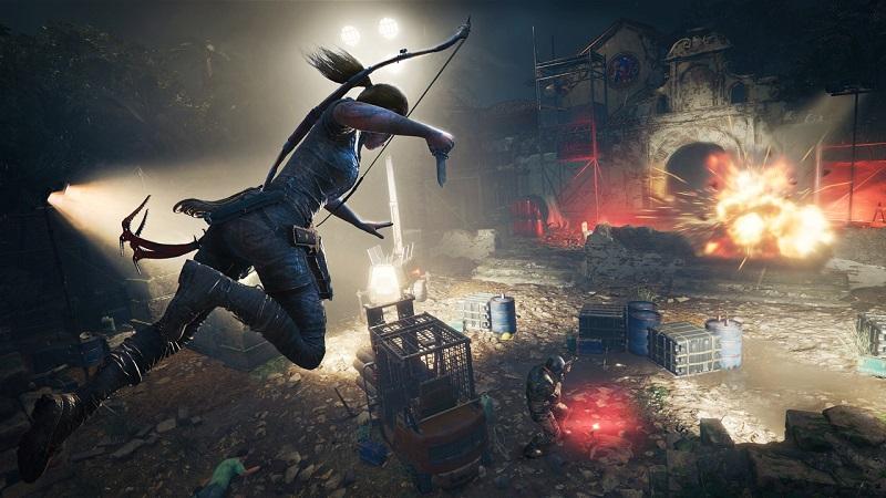 Shadow of the Tomb Raider, de R$ 249,90 por R$ 82,46 – http://bit.ly/2ncpAr9 - Crédito: Divulgação/33Giga/ND