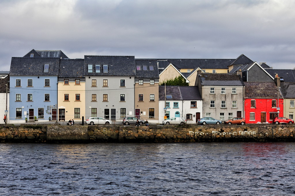 Galway, Irlanda - Rory Hennessey on Unsplash - Rory Hennessey on Unsplash/Rota de Férias/ND