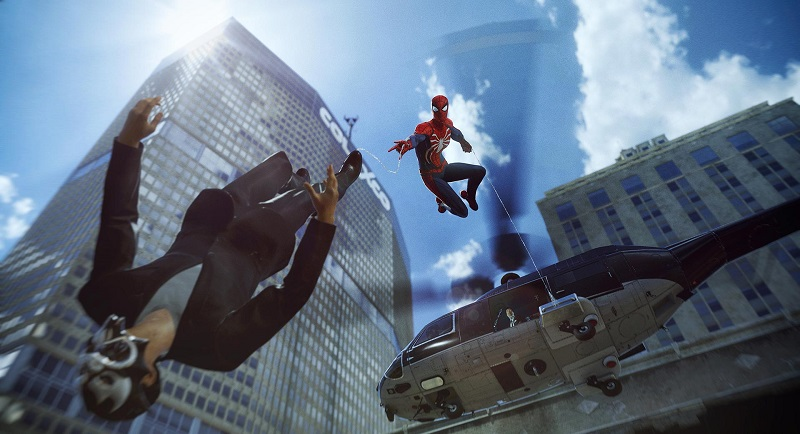 Marvel Spider-Man: Game of the Year Edition, de R$ 169,99 por R$ 135,99 – http://bit.ly/2o0FZQ6 - Crédito: Divulgação/33Giga/ND