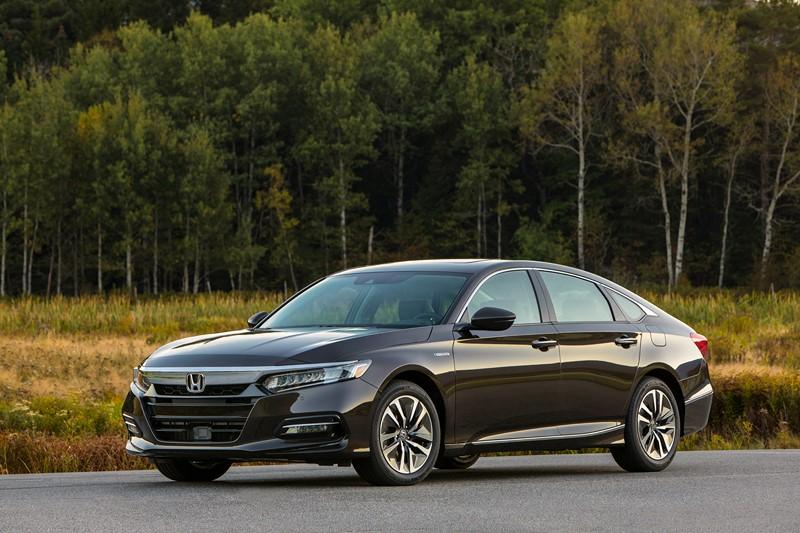 13- Honda Accord: 309.327 unidades - Foto: Divulgação - Foto: Divulgação/Garagem 360/ND
