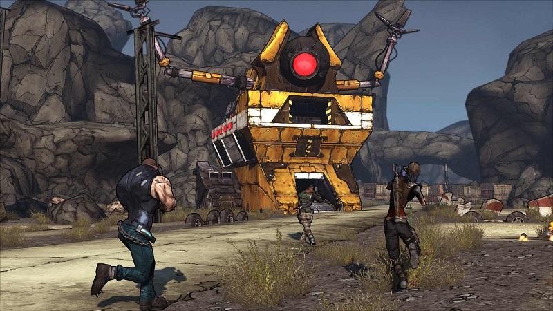 Borderlands: Game of the Year Edition, de R$ 130,90 por R$ 87,70 – http://bit.ly/2n9xLo6 - Crédito: Divulgação/33Giga/ND