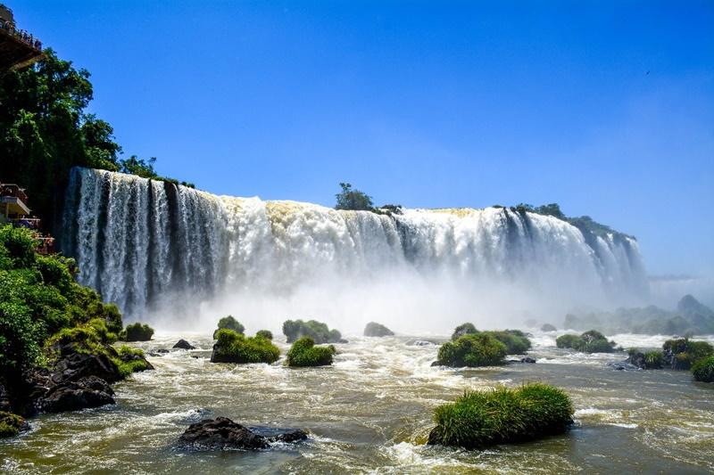 9- Foz do Iguaçu, PR - Antônio Agnaldo Morais Antônio por Pixabay - Antônio Agnaldo Morais Antônio por Pixabay/Rota de Férias/ND