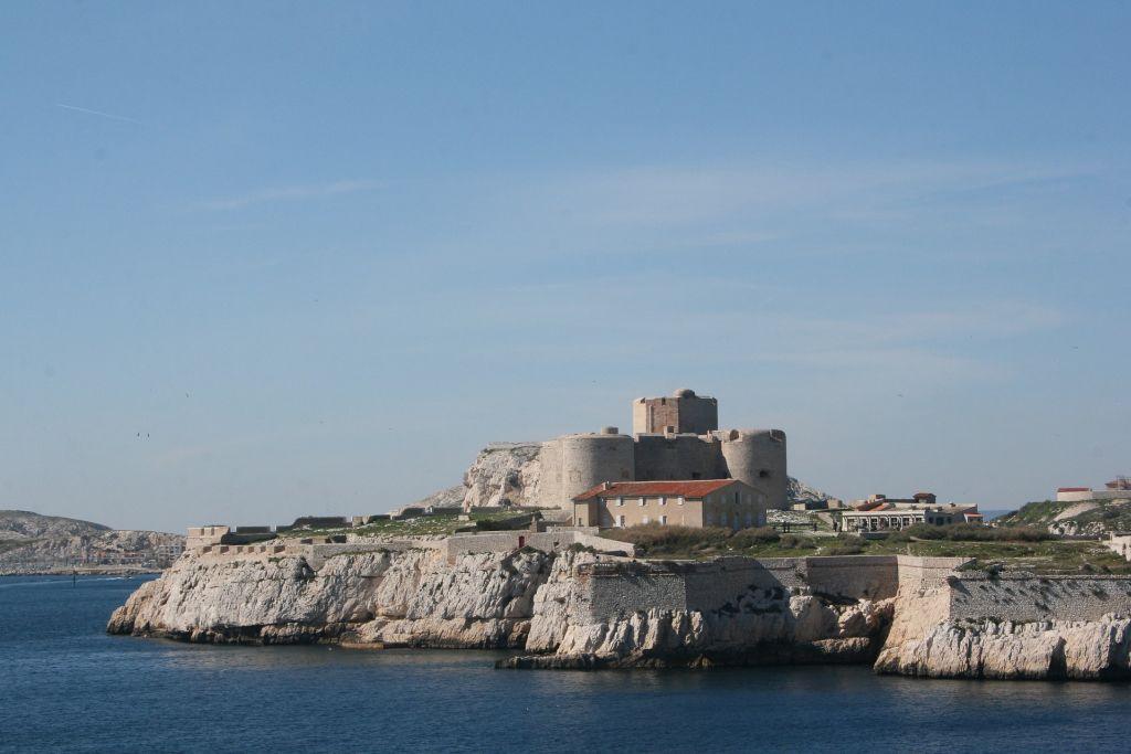 Château d'If, França - Pixabay - Pixabay /Rota de Férias/ND