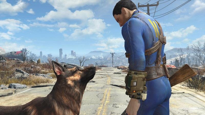 Skyrim Special Edition + Fallout 4 G.O.T.Y. Bundle, de R$ 295,99 por R$ 147,99 – http://bit.ly/2o8Ayyk - Crédito: Divulgação/33Giga/ND