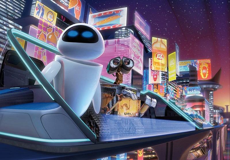19. WALL-E (2008) – Nota 9,5 - Crédito: Divulgação/33Giga/ND