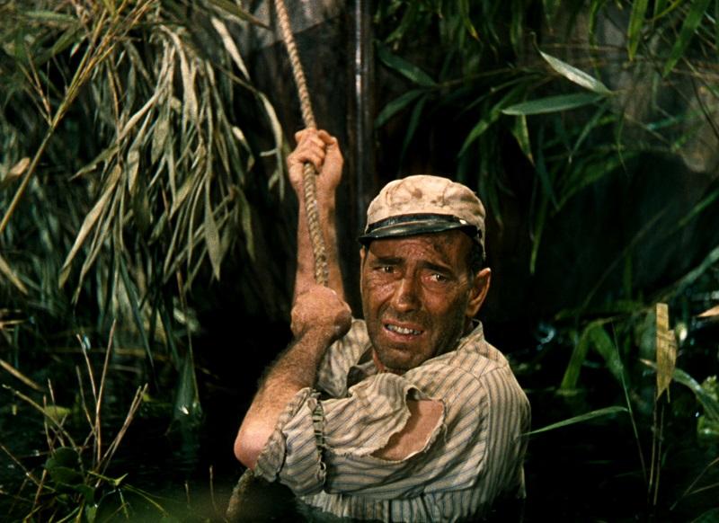 1952 – Humphrey Bogart (Uma Aventura na África) - Crédito: Divulgação/33Giga/ND