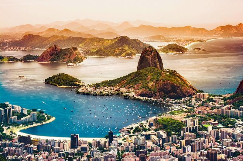 Rio de Janeiro, RJ - David Mark por Pixabay - David Mark por Pixabay/Rota de Férias/ND