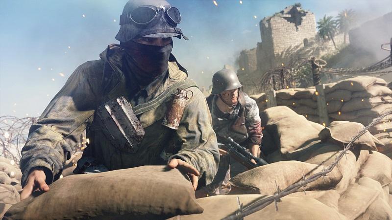 Battlefield V: Edição Deluxe, de R$ 319,90 por R$ 79,97 – http://bit.ly/2oJBwBl - Crédito: Divulgação/33Giga/ND