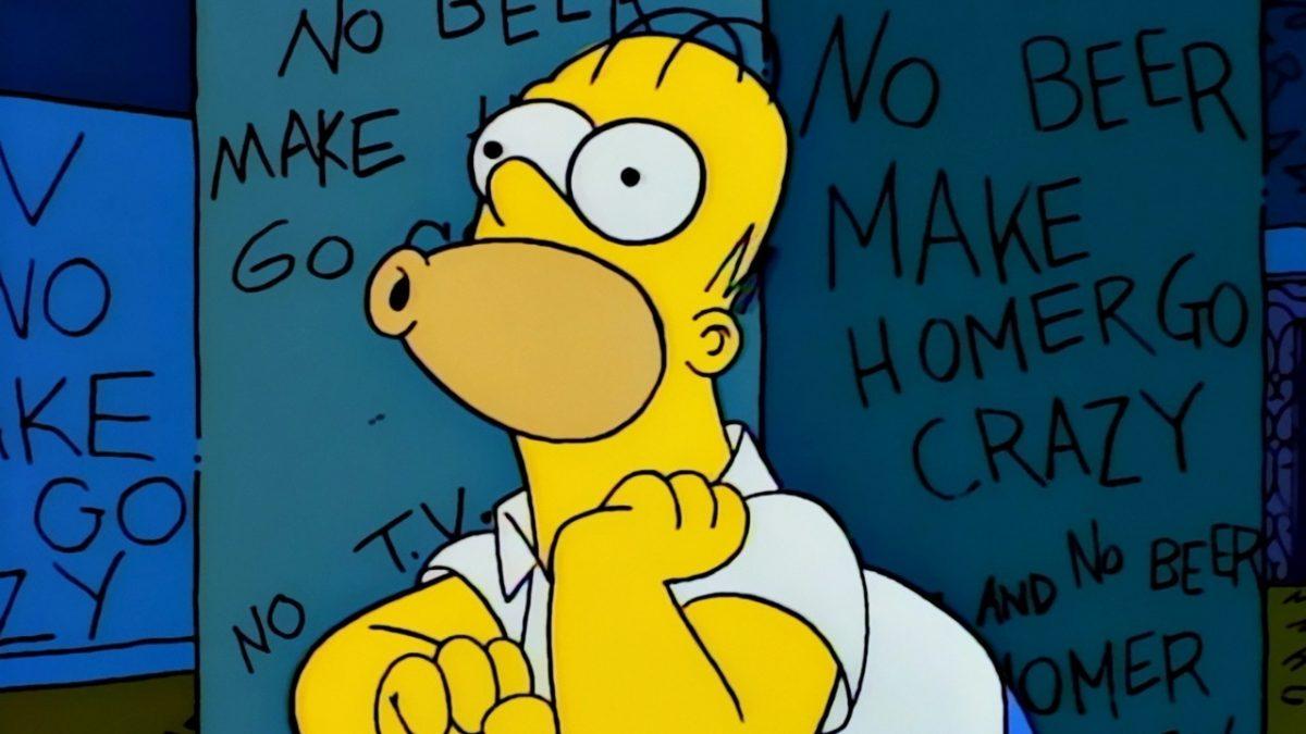 2. Homer Simpson - Crédito: Divulgação/33Giga/ND
