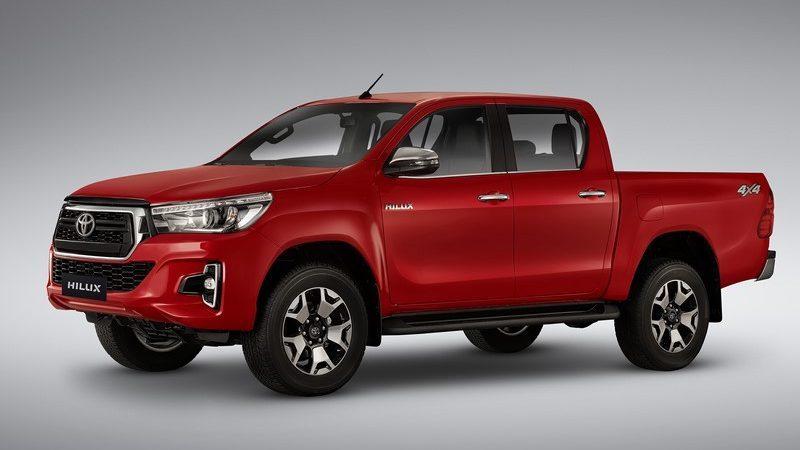 Chevrolet S-10 ou Toyota Hilux: qual picape desvaloriza mais? - Divulgação