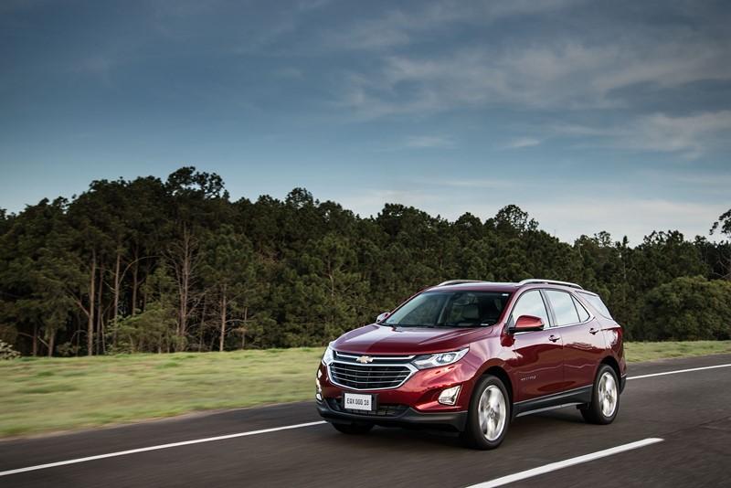 20- Chevrolet Equinox: 254.780 unidades - Foto: Divulgação - Foto: Divulgação /Garagem 360/ND
