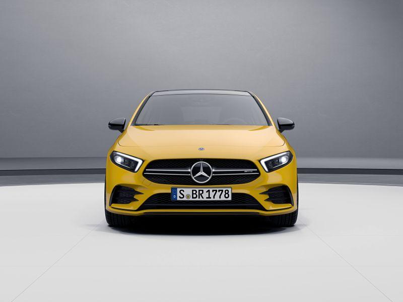 Mercedes lança versão esportiva do Classe A no Brasil - Foto: Divulgação - Foto: Divulgação/Garagem 360/ND