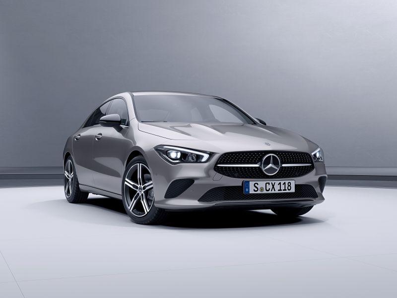 Mercedes apresenta novo CLA no Brasil - Foto: Divulgação - Foto: Divulgação/Garagem 360/ND
