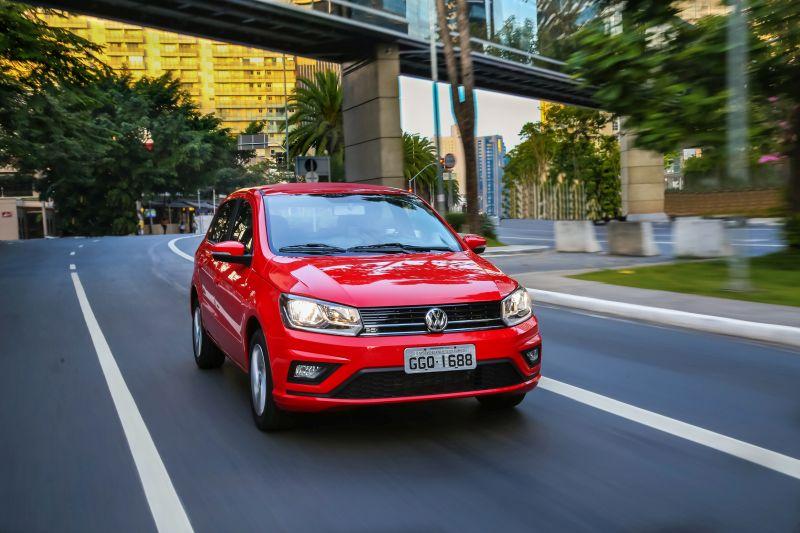 Volkswagen Gol 1.6 MSI AT - R$ 58.120 - Foto: Divulgação - Foto: Divulgação/Garagem 360/ND