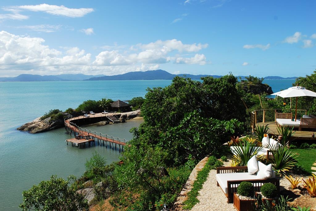 O Ponta dos Ganchos Exclusive Resort é o local perfeito para quem busca experiências vip - Divulgação - Divulgação/Rota de Férias/ND