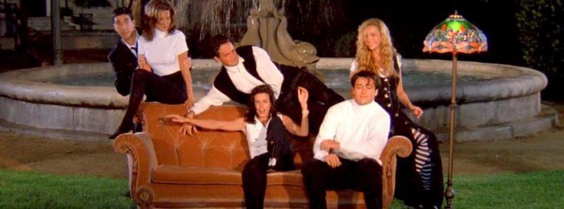 25 anos de Friends: abertura da série ganha versão 8-bit - Reprodução YouTube