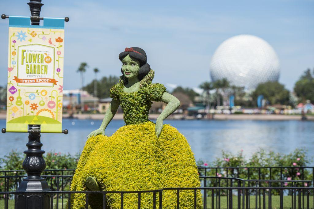 Com estilo futurista, o Epcot leva os visitantes a cenários inspirados em outros países e atrações tecnológicas. O parque de diversões também pertence ao complexo da Disney World e fica na cidade norte-americana de Orlando - Divulgação - Divulgação/Rota de Férias/ND