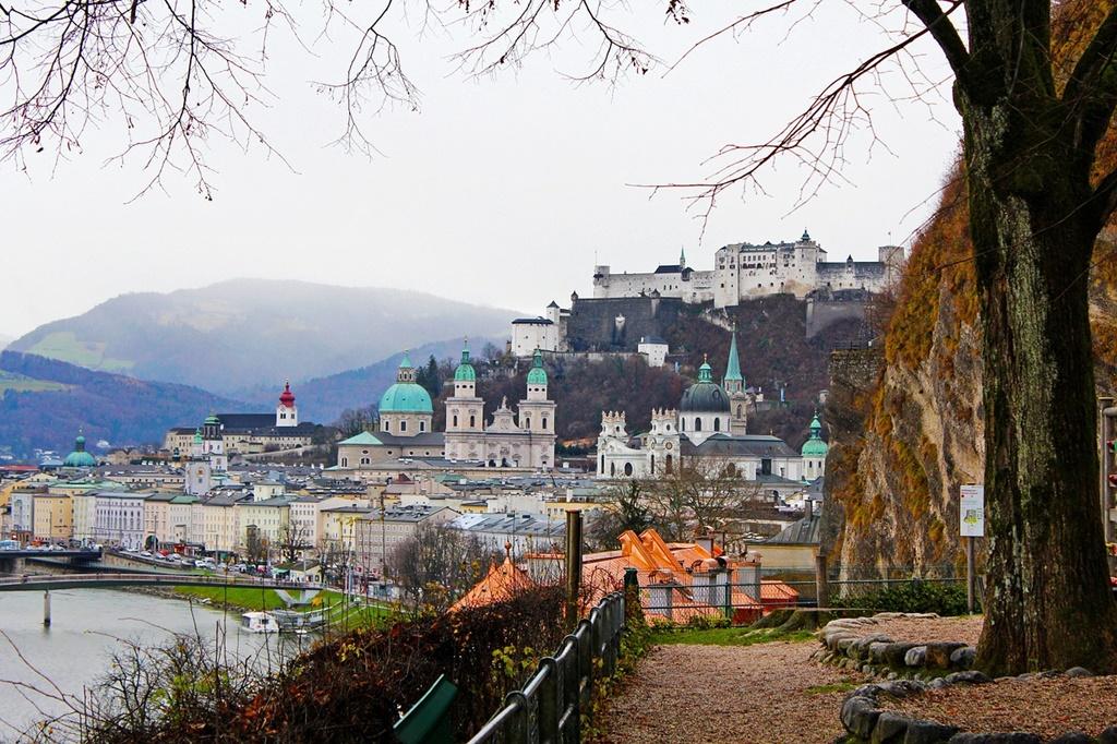 Salzburgo, Áustria - Hannah Alkadi from Pixabay - Hannah Alkadi from Pixabay/Rota de Férias/ND